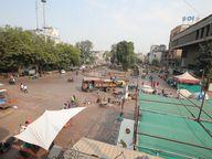 અમદાવાદમાં સતત છઠ્ઠા દિવસે કોરોનાના 300થી વધુ કેસ, 9 દર્દીના મોત, 90 હોસ્પિટલમાં 9 ટકા ખાલી બેડ, 27 દર્દી હોટેલમાં દાખલ|અમદાવાદ,Ahmedabad - Gujarati News