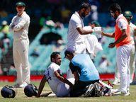 વિહારીએ જણાવ્યું- ડ્રેસિંગ રૂમમાં 36 પર ઓલઆઉટની કોઈ જ ચર્ચા થઈ ન હતી, કોચે અમને કહ્યું- સમજો હવે સિરીઝ 3 મેચની જ|ક્રિકેટ,Cricket - Divya Bhaskar