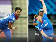 હર્ષલની 3 વર્ષ પછી રોયલ ચેલેન્જર્સ બેંગલોરમાં વાપસી, સેમ્સને પણ RCBએ દિલ્હી પાસેથી ટ્રેડમાં લીધો|ક્રિકેટ,Cricket - Divya Bhaskar
