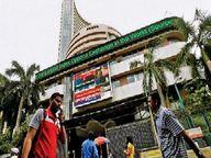 સેન્સેક્સ 435 અંક ઘટ્યો, નિફ્ટી 14981 પર બંધ; ONGC, SBIના શેર ઘટ્યા બિઝનેસ,Business - Divya Bhaskar