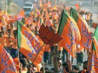 ભાજપ 2022ના લક્ષ્ય તરફ તો કોંગ્રેસ નવા નેતાની શોધ તરફ|પાલિકા-પંચાયત ચૂંટણી,Municipal Election - Divya Bhaskar