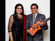 પેટમાં ગોળી વાગી છતાં ઇજાગ્રસ્ત પત્નીએ અંતિમ પળોમાં પતિને કિચન તરફ ખેંચતા બચાવ થયો NRG,NRG - Divya Bhaskar