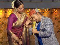 હોસ્ટ આદિત્ય નારાયણ પછી હવે સ્પર્ધક પવનદીપ પોઝિટિવ, ગયા અઠવાડિયે રેખા સાથે પર્ફોર્મન્સ આપ્યું હતું ટીવી,TV - Divya Bhaskar