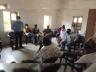 ખેરગામમાં 30મી સુધી દર શનિ-રવિ સ્વૈચ્છિક બંધ રખાશે ખેરગામ,Khergam - Divya Bhaskar