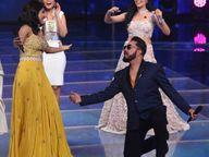 'ઈન્ડિયા પ્રો મ્યૂઝિક લીગ'ના સ્ટેજ પર ભૂમિ ત્રિવેદીને પ્રપોઝ કર્યું, ઘૂંટણીયે બેસીને પૂછ્યું- 'મુઝસે શાદી કરોગી' ટીવી,TV - Divya Bhaskar