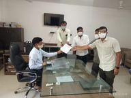 અમરેલી જિલ્લામાં કોરોનાની સારવાર માટે જરુરી વ્યવસ્થા પૂરી પાડવા જિલ્લા કૉંગ્રેસની રજૂઆત|અમરેલી,Amreli - Divya Bhaskar