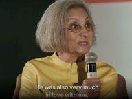 મા આનંદ શીલાએ કહ્યું, 'ઓશો મને પણ બહુ પ્રેમ કરતા હતા', કરણ જોહરે ડોક્યુમેન્ટરીનું ટ્રેલર લોન્ચ કર્યું|બોલિવૂડ,Bollywood - Divya Bhaskar