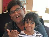 સતીશ કૌશિક દીકરી વંશિકા સાથે ઘરે જ 65મો બર્થડે સેલિબ્રેટ કરશે, કહ્યું,-કોરોનાને લીધે હાલ 'તેરે નામ 2' પર કામ શરુ થવું મુશ્કેલ છે|બોલિવૂડ,Bollywood - Divya Bhaskar