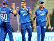 IPL મેચના એક દિવસ પહેલાં જ દિલ્હીનો બોલર નોર્ખિયા કોરોના પોઝિટિવ, હવાઈ યાત્રામાં કગિસો રબાડા પણ 7 કલાક સાથે હતો|સ્પોર્ટ્સ,Sports - Divya Bhaskar