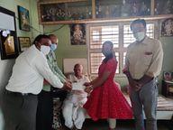 ઇન્ડિયન રેડક્રોસ સોસાયટી દ્વારા દાતાઓના સહકારથી સર.ટી.હોસ્પિટલને કોવિડ-19 માટે ઓક્સિજન કોન્સન્ટ્રેશન ભેટ અપાશે|ભાવનગર,Bhavnagar - Divya Bhaskar
