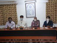 વેપાર-ધંધા-ઉદ્યોગો શુક્ર, શનિ, રવિ સજ્જડ બંધ રાખવા સ્વૈચ્છિક નિર્ણય જામનગર,Jamnagar - Divya Bhaskar