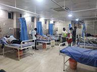અમદાવાદ જિલ્લામાં દસક્રોઈ, બાવળા અને ધોળકામાં 111 બેડ સાથે 6 હોસ્પિટલોને કોવિડ હોસ્પિટલ તરીકે જાહેર કરાઈ|અમદાવાદ,Ahmedabad - Divya Bhaskar