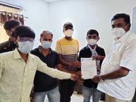 હળવદ તાલુકાના આરોગ્ય કેન્દ્રમાં ઓછા સ્ટાફના કારણે લોકોને મુશ્કેલી|હળવદ,Halvad - Divya Bhaskar