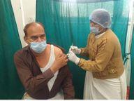દાહોદ જિલ્લાના ઇન.આરોગ્ય અધિકારી ફરીથી કોરોના ગ્રસ્ત થતાં ફફડાટ|દાહોદ,Dahod - Divya Bhaskar