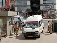 મહેસાણા જિલ્લામાં પહેલી વાર એક જ દિવસમાં 314 કોરોના પોઝિટિવ કેસ સામે આવ્યા|મહેસાણા,Mehsana - Divya Bhaskar