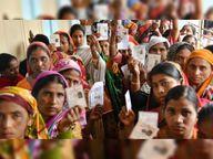 મતુઆ તૃણમૂલ અને ભાજપ વચ્ચે વહેંચાયા, તેમના ગઢ ઠાકુર નગરમાં સ્થાનિક નેતાઓના બળવાથી ભાજપને નુકસાન|પશ્ચિમ બંગાળ,West Bengal - Divya Bhaskar