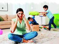 ચંચળ બાળકને કાબૂમાં રાખો પણ સમજાવટથી...|મધુરિમા,Madhurima - Divya Bhaskar