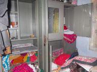 હળવદના માનસર ગામેથી રાત્રિ કફર્યૂ વચ્ચે તસ્કરોએ બે મકાનમાંથી 1 લાખ 95 હજારના મુદ્દામાલની ચોરી કરી|સુરેન્દ્રનગર,Surendranagar - Divya Bhaskar