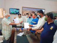 ભૂજ અને ગાંધીધામના વેપારીઓએ આઁશિક બંધ અને રાત્રિ કફર્યૂને લઈ વ્યકત કર્યો અસંતોષ|ભુજ,Bhuj - Divya Bhaskar