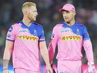 ડાયરેક્ટર એશ્લે જાઈલ્સે કહ્યું- બિઝી શેડ્યૂલને કારણે NOC મળવું મુશ્કેલ, બટલર-સ્ટોક્સ સહિત 10થી વધુ પ્લેયર્સ નહીં રમે|ક્રિકેટ,Cricket - Divya Bhaskar