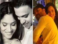 સુશાંતની પૂર્વ પ્રેમિકા અંકિતા લોખંડેએ તેના બોયફ્રેન્ડ વિકી જૈન સાથે લગ્ન કરવાની હિન્ટ આપી, ડેસ્ટિનેશન વેડિંગની ઈચ્છા છે|બોલિવૂડ,Bollywood - Divya Bhaskar