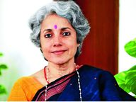 કોરોના સામેના જંગમાં ઉતર્યા છે WHOનાં ચીફ સાયન્ટિસ્ટ સૌમ્યા સ્વામિનાથન|મધુરિમા,Madhurima - Divya Bhaskar