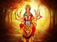 બીમારીઓ અને ચિંતાઓથી છુટકારો મેળવવા માટે આ દિવસે અપરાજિતા સ્વરૂપમાં દેવીની પૂજા થાય છે|ધર્મ,Dharm - Divya Bhaskar