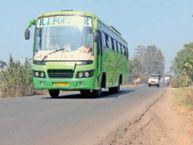एनएच-69 और स्टेट हाइवे 22 पर नहीं भरे साेल्डर कट; दोपहिया चालकों को आवागमन में हो रही परेशानी|होशंगाबाद,Hoshangabad - Dainik Bhaskar