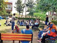 सीनियर सिटीजन ने संभाली कमान, प्लास्टिक एकत्र कर एनजीओ को देंगे; 10 हजार घर जुड़ेंगे|इंदौर,Indore - Dainik Bhaskar