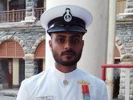 उज्जैन के नेवी ऑफिसर का विशाखापट्टनम में हार्ट अटैक से निधन, एक फरवरी को जन्मदिन था|उज्जैन,Ujjain - Dainik Bhaskar
