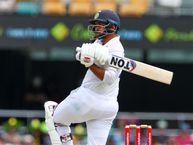 શાર્દુલ ઠાકુર અને વોશિંગ્ટન સુંદરે કરિયરની પહેલી ફિફટી મારી, સાતમી વિકેટ માટે 120* રનની ભાગીદારી કરી|ક્રિકેટ,Cricket - Divya Bhaskar