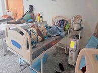 45% मरीजों की फूल रही हैं सांसें, जिले में कोरोना की दूसरी लहर के खतरनाक लक्षण|धनबाद,Dhanbad - Dainik Bhaskar