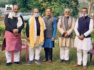 त्रिपुरा में भी होगा विस्तार, जदयू के संयोजक बनाए गए सुब्रत सेन|पटना,Patna - Dainik Bhaskar