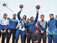 बेटियाें काे मिली बेटाें जैसी आजादी ताे 5 वाॅलीबाॅल में नेशनल लेवल पर पहुंचीं, 10 से ज्यादा ने खेल के बल पर ली नाैकरी|भागलपुर,Bhagalpur - Dainik Bhaskar
