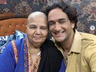 राखी सावंत की मां से मिले विकास गुप्ता, बोले- 'राखी मुझे तुम पर गर्व है, मां की बीमारी के बावजूद तुमने लोगों का मनोरंजन किया'|बॉलीवुड,Bollywood - Dainik Bhaskar