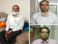 RAS सुनील शर्मा, RAS बीएल मेहरड़ा और दलाली करने वाला वकील शशिकांत गिरफ्तार, ACB ने तीनों को दो दिन के रिमांड पर लिया|अजमेर,Ajmer - Dainik Bhaskar