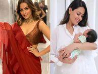 तेलुगु फिल्म से किया था डेब्यू, टेलीविजन से लेकर बॉलीवुड फिल्मों तक में बनाई पहचान, 40 साल की उम्र में बनीं मां|टीवी,TV - Dainik Bhaskar