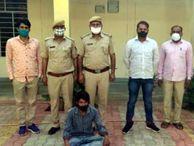 कोरोना गाइडलाइन के खिलाफ उकसाने के आरोप में युवक गिरफ्तार, वीडियो में बोला- देश की काफी जनसंख्या है, थोड़े बहुत कम हो जाएंगे तो क्या फर्क पड़ेगा|राजस्थान,Rajasthan - Dainik Bhaskar