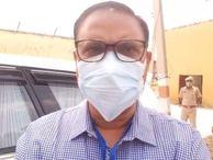 मुख्य सचिव ने कहा- निजी अस्पताल ज्यादा पैसा वसूल रहे, अलवर कलेक्टर ने तुरंत सरकारी दरों के फ्लेक्स बनवा दिए, बड़े पेम्पलेट अस्पतालों के बाहर भी लगेंगे|राजस्थान,Rajasthan - Dainik Bhaskar