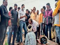 दैनिक बाजार का ठेका नपा ने किया निरस्त, ठेकेदार को किया ब्लैक लिस्टेड|मुलताई,Multai - Money Bhaskar
