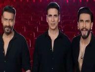 5 नवंबर को रिलीज होगी 'सूर्यवंशी', अक्षय कुमार, अजय देवगन और रोहित शेट्टी ने वीडियो शेयर कर लोगों से फिल्म थिएटर में देखने की अपील की बॉलीवुड,Bollywood - Money Bhaskar