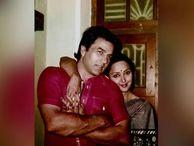 धर्मेंद्र के पिता को पसंद थीं हेमा और उनका परिवार, धर्मेंद्र की मां ने शादी के बाद दिया था दोनों को आशीर्वाद बॉलीवुड,Bollywood - Money Bhaskar