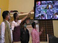 ज्या गावात आधी चोर आणि तस्कर फिरायचे; तिथे आज सीसीटीव्हीव्दारे ठेवले जाते गावासह मुलांच्या शिक्षणावर लक्ष ओरिजनल,DvM Originals - Divya Marathi
