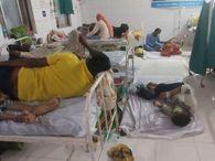धनबाद के 82 आईसीयू बेड फुल, 164 मरीज ऑक्सीजन पर धनबाद,Dhanbad - Dainik Bhaskar