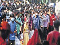 भीषण संक्रमण वाले मुंबई से आज आ रहे 1700 श्रमिक, इनकी जांच जरूरी|रांची,Ranchi - Dainik Bhaskar