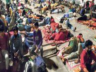 महाराष्ट्र से आने वाले प्रवासियों के लिए चलेंगी 12 स्पेशल ट्रेनें, छह ट्रेनों की परिचालन अवधि में भी किया गया विस्तार|पटना,Patna - Dainik Bhaskar