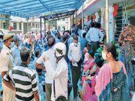 एनएमसीएच के तीन स्टूडेंट व दो नर्स संक्रमित, पूर्व क्रिकेटर आरके वर्मा की मौत|पटना,Patna - Dainik Bhaskar