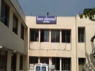 सदर अस्पताल में भी एक सप्ताह में शुरू हाेगा 60 बेड का आईसीयू|धनबाद,Dhanbad - Dainik Bhaskar