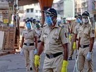 22 से लागू स्वास्थ्य सुरक्षा सप्ताह में बढ़ेगी सख्ती, अतिरिक्त पुलिस बल लगाए जा रहे|रांची,Ranchi - Dainik Bhaskar