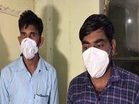RUHS में कोरोना पेशेंट को बेड दिलवाने के लिए दलाल के मार्फत 30 हजार रुपए मांग रहा था इलेक्ट्रीशियन, ACB ने बोगस ग्राहक बन पकड़ा|राजस्थान,Rajasthan - Dainik Bhaskar